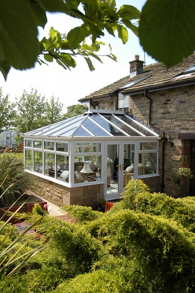 Look at our conservatories
