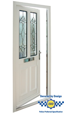 Proven security of the residential uPVC doors