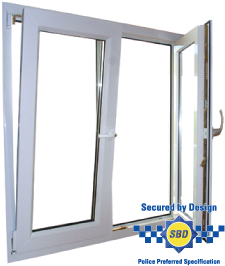 Proven secuirty of tilt turn windows